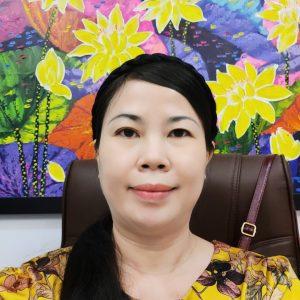 Bà Nguyễn Thị Thúy Hồng