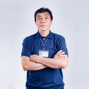 Nhân viên Nguyễn Văn Thiết
